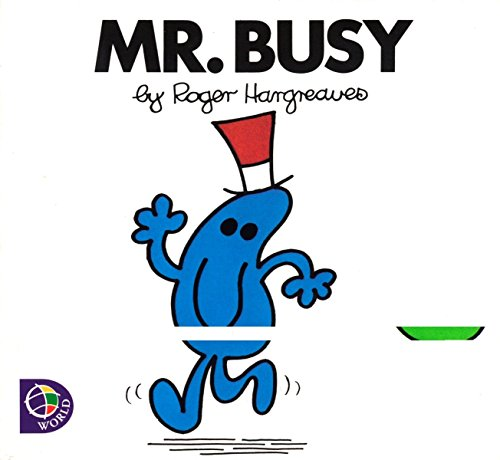 9780843176001: Mr. Busy (Mr. Men and Little Miss)