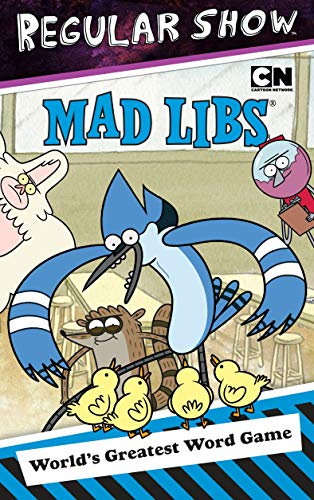 9780843176209: Regular Show Mad Libs (Mad Libs (Unnumbered Paperback))