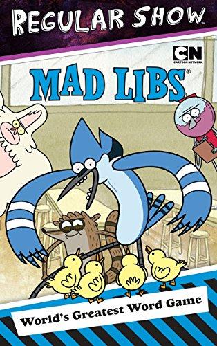9780843176209: Regular Show Mad Libs
