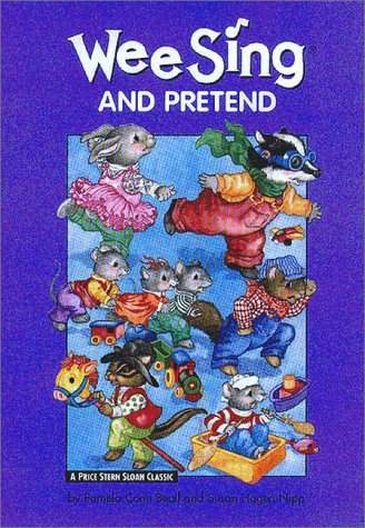 9780843176216: Wee Sing and Pretend book and cassette