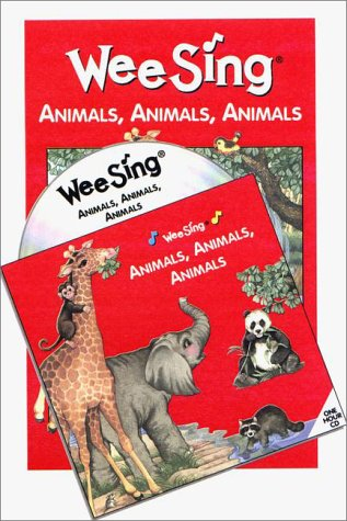 9780843176353: Wee Sing Animals, Animals, Animals book and cd