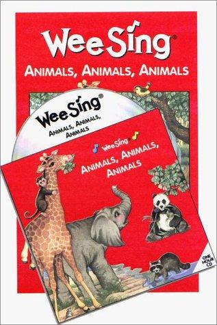 9780843176353: Wee Sing Animals, Animals, Animals