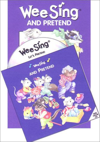 9780843176360: Wee Sing and Pretend with CD (Audio) (Wee Sing)