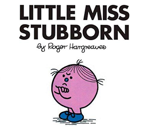 9780843176728: Little Miss Stubborn