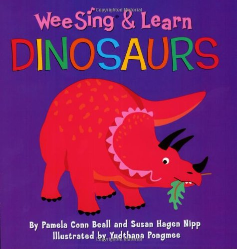 9780843176735: Wee Sing & Learn Dinosaurs (Wee Sing and Learn)
