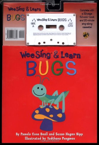 9780843176742: Wee Sing & Learn Bugs (Wee Sing and Learn)