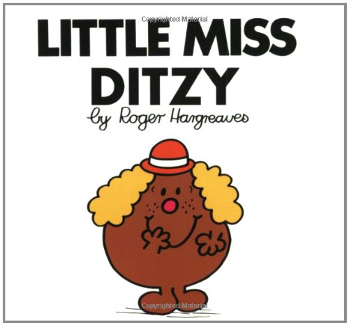 9780843176902: Little Miss Ditzy (Mr. Men and Little Miss)