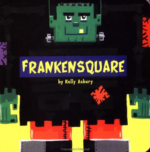Frankensquare (0843176954) by Kelly Asbury