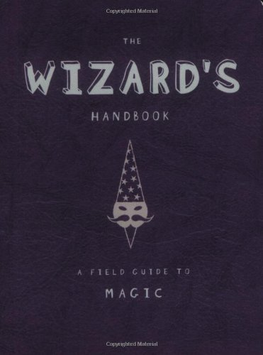 9780843177039: The Wizard's Handbook (Field Guides to Paranormal)