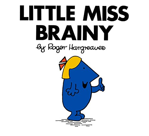 9780843177169: Little Miss Brainy (Mr. Men and Little Miss)