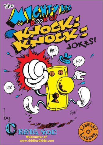 9780843177350: The Mighty Big Book of Knock Knock Jokes (Mighty Big Books)