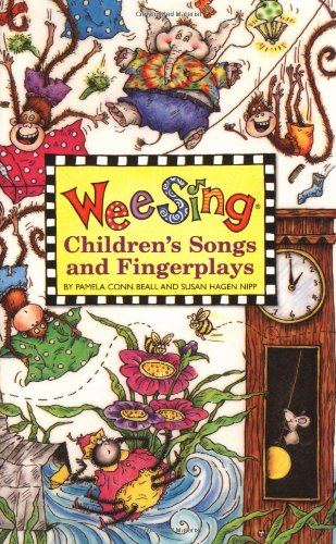 9780843177633: Wee Sing Children's Songs and Fingerplays book (reissue)