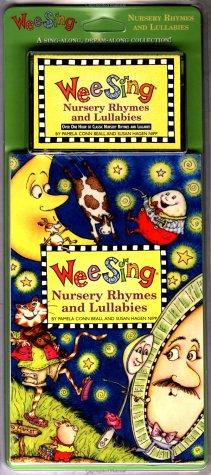 9780843177640: Wee Sing Nursery Rhymes & Lullabies (Book and Cassette)