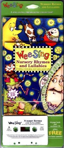 9780843177657: Wee Sing Nursery Rhymes and Lullabies BOOK and CD (reissue) (Wee Sing)