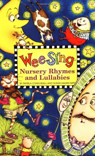 9780843177664: Wee Sing Nursery Rhymes and Lullabies book (reissue)