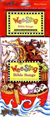 9780843177671: Wee Sing Bible Songs book and cassette (reissue)