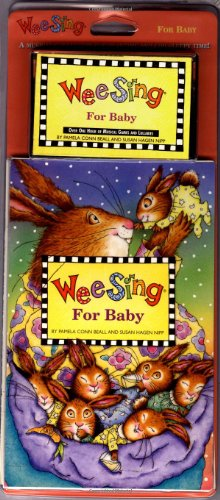 9780843177732: Wee Sing For Baby book and cassette (reissue)