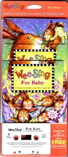 9780843177749: Wee Sing for Baby (Book and CD set)