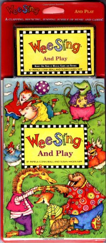 9780843177794: Wee Sing and Play book and cassette (reissue)