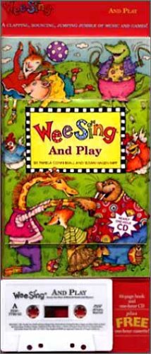 9780843177800: Wee Sing and Play (Book+CD)
