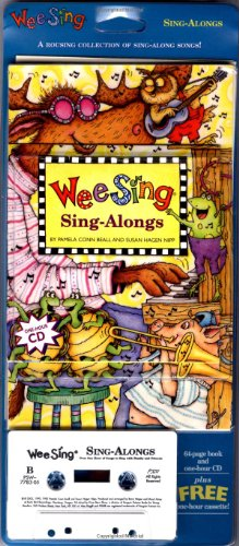 9780843177831: Wee Sing Sing-Alongs book and cassette (reissue)