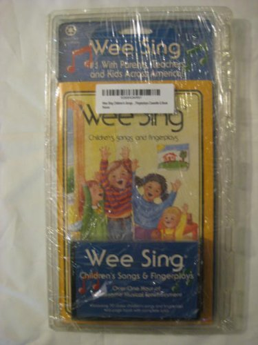 9780843177961: Wee Sing Children's Songs and Fingerplays