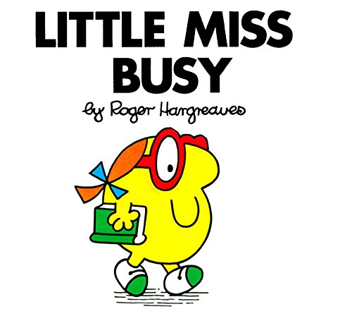 9780843178128: Little Miss Busy (Mr. Men and Little Miss)