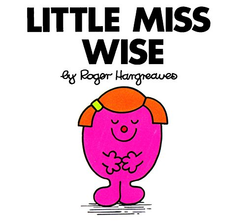 9780843178173: Little Miss Wise (Mr. Men and Little Miss)