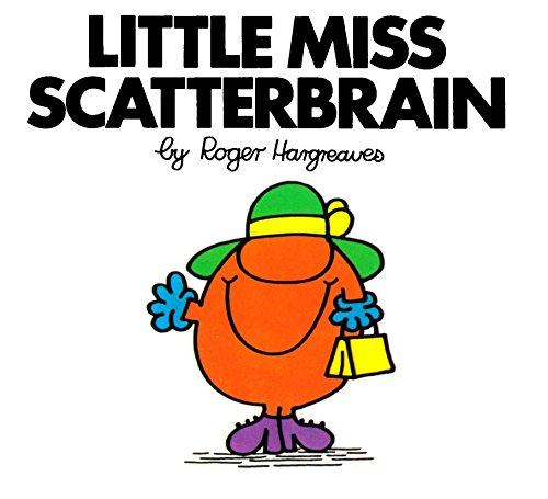 9780843178456: Little Miss Scatterbrain (Mr. Men and Little Miss)