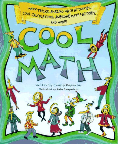 9780843178579: Cool Math: Math Tricks, Amazing Math Activities, Cool Calculations, Awesome Math Factoids and More