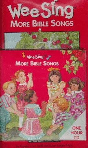 Wee Sing More Bible Songs with Book: Beall, Pamela Conn, Nipp, Susan Hagen