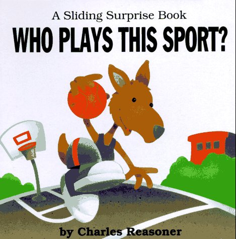 9780843179910: Who Plays This Sport? (Sliding Surprise Books)