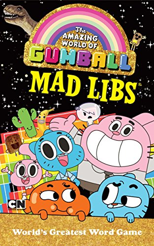 9780843179996: The Amazing World of Gumball Mad Libs