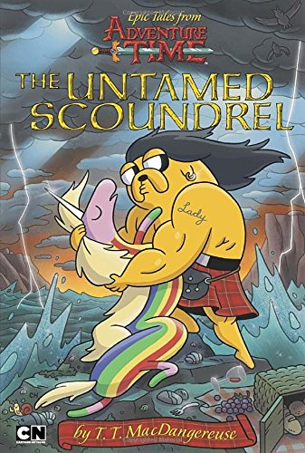 9780843180329: Epic Tales from Adventure Time: the Untamed Scoundrel
