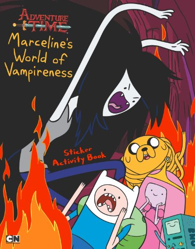 9780843180336: Marceline's World of Vampireness (Adventure Time)