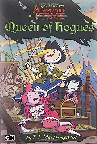9780843180350: Epic Tales from Adventure Time: Queen of Rogues