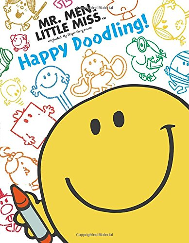 9780843180435: Happy Doodling! (Mr. Men and Little Miss)