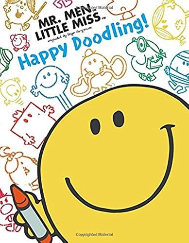 9780843180435: Happy Doodling! (Mr. Men and Little Miss)