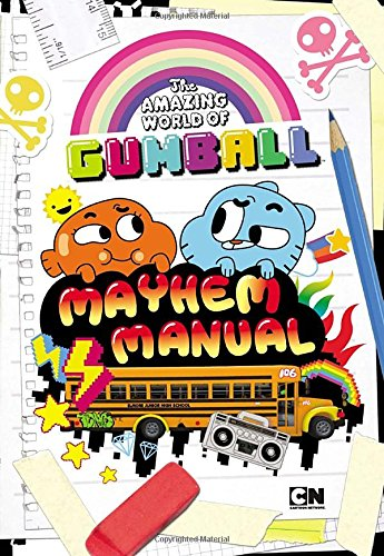 9780843180473: Mayhem Manual (The Amazing World of Gumball)