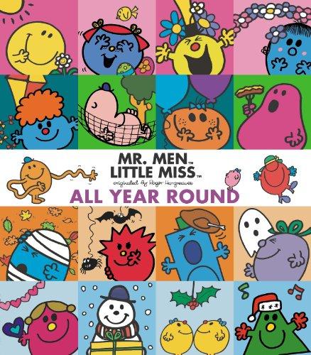 9780843180657: Mr. Men Little Miss All Year Round (Mr. Men and Little Miss)