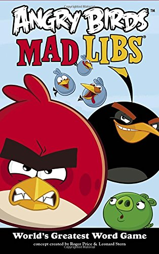 Angry Birds Mad Libs: Roger Price