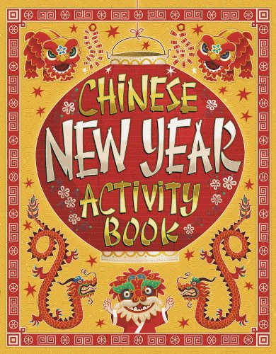 9780843180794: Chinese New Year Activity Book