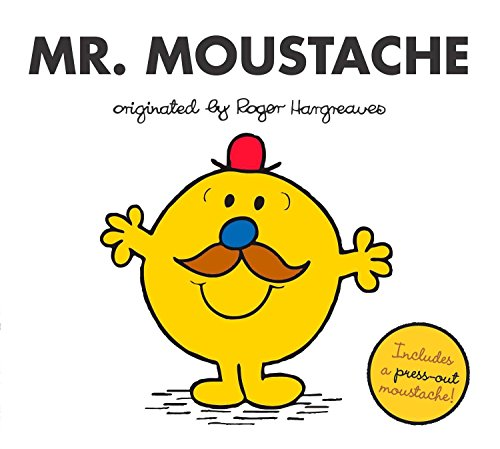 9780843180817: Mr. Moustache (Mr. Men and Little Miss)