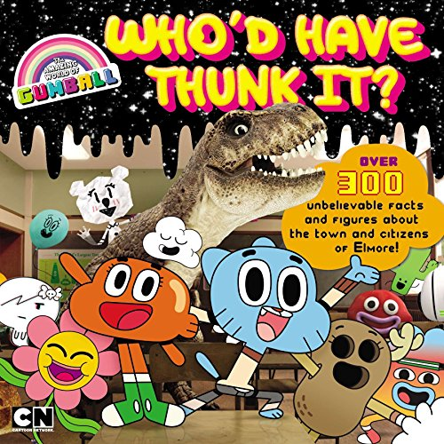9780843181067: Who'd Have Thunk It? (The Amazing World of Gumball)