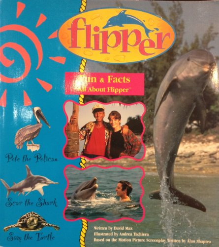 9780843182101: Fun and Facts All about Flipper
