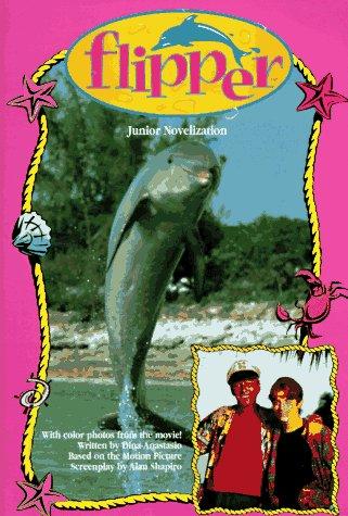 Flipper Junior Novelization: Anastasio, Dina