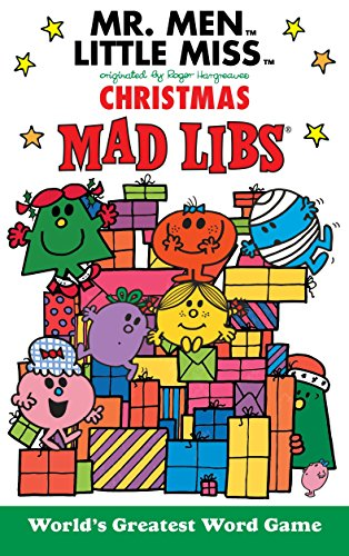 9780843182408: Mr. Men Little Miss Christmas Mad Libs (Mr. Men and Little Miss)