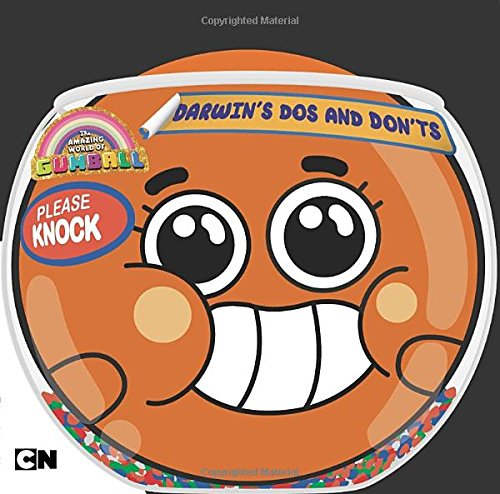 9780843182583: Darwin's DOS and Don'ts (The Amazing World of Gumball)