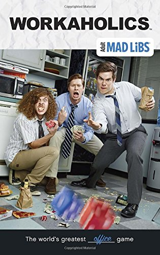9780843182781: Workaholics Mad Libs (Adult Mad Libs)