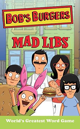 9780843182941: Bob's Burgers Mad Libs